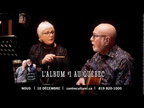 Renée Martel et Patrick Normand - Nous