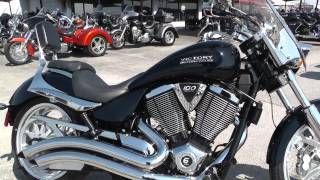 6. 005637 - 2007 Victory Jackpot - Used motorcycles for sale