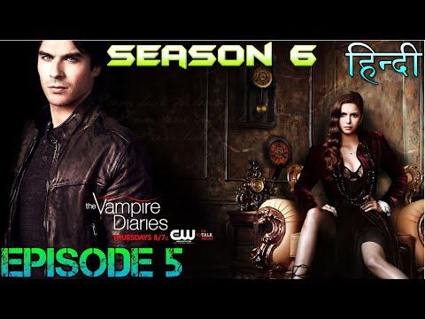 The Vampire Diaries Season 6 Episode 5 Explained Hindi  वैम्पायर डायरीज LAST CHANCE TO MEET DAMON