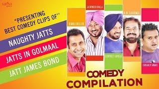 Video Best Of Punjabi Comedy | All Time Best Comedy Clips | Funny Punjabi Comedy Scenes 2015 | Sagahits MP3, 3GP, MP4, WEBM, AVI, FLV Oktober 2018