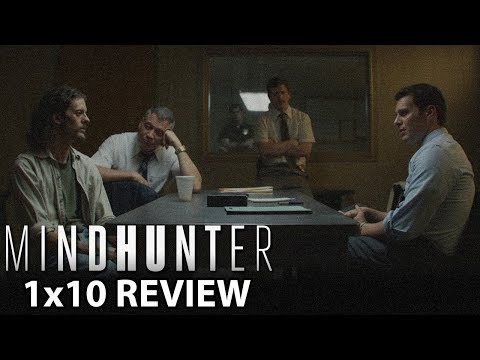 Mindhunter Season 1 Episode 10 Finale Review/Discussion