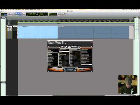 How to create a drum track using Toontrack's EZ Drummer