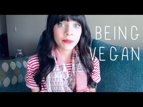 My Health and Fitness / Being Vegan