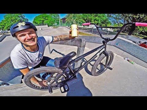 10$BMXBIKECHALLENGE! (видео)