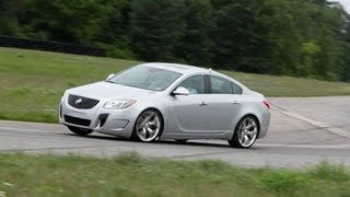 2012 Buick Regal GS - Prototype Drive - CAR And DRIVER