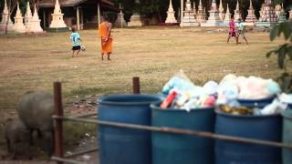 Amphawa Floating Markets - Bangkok - Short Film By Jacob Morgan