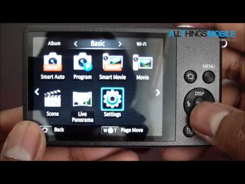 Samsung ST200F Digital Camera Unboxing and Review