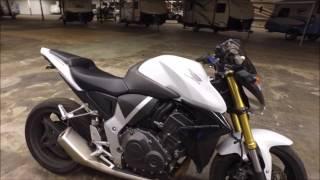7. 2013 Honda CB1000R