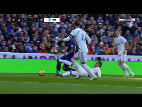 Real Madrid vs FC Barcelona FULL MATCH 0-3