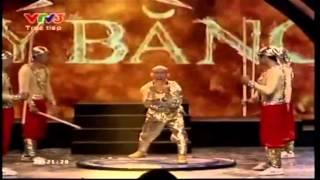 Chung Kết Vietnam's Got Talent - Nhóm Lý Bằng Ngày 14/04/2013