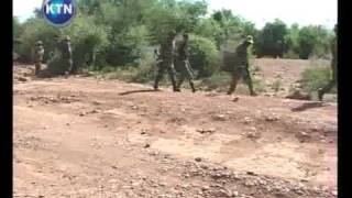 Defensive: Military On Turkana-Sudan Border