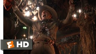 The Texas Chainsaw Massacre 2 (11/11) Movie CLIP - Cleaning House (1986) HD