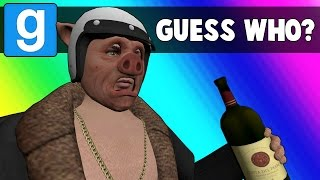Gmod Guess Who Funny Moments - GTA5 Online Apartment Map! (Garry