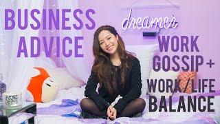 🌙 Pillow Talk 7 Business Advice, Work Gossip + More by Michelle Phan