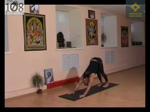 Surya Namaskar A with Baryshnikov Dmitry