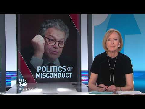 How Democratic women have led the calls for Franken's resignation