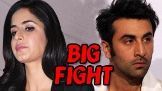 Katrina Kaif&Ranbir Kapoor's BIG FIGHT in public
