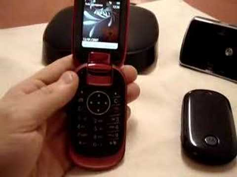CellulareMagazine.it Motorola U9 music phone Eng