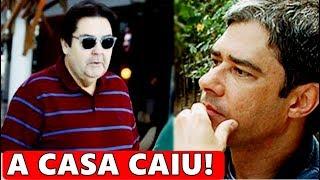 Notícias dos famosos - Tristeza na TV Globo! Grande Apresentador Fausto Silva, Bonner, afetados apos decisão da emissora.