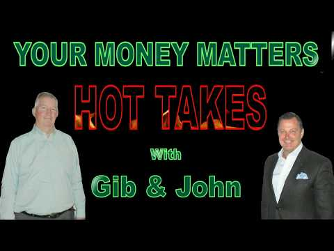 """Your Money Matters"" Hot Takes with Gib McEachran and John Hardy of HMC Partners - 07/13/2017"