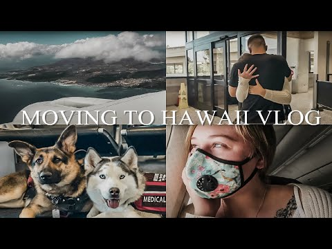 moving to hawaii! + empty house tour | moving vlog 09/26/20