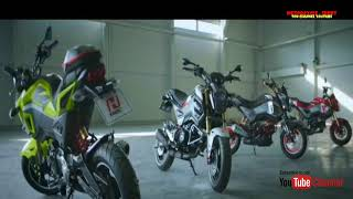 7. 2018 Honda Grom Review Specs + NEW Changes to the 125 cc Mini Bike | Motorcycle-Sport!