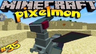 Pixelmon ! Minecraft Pokemon Mod!! Episode 35 - MY SPECIAL POKEMON&A BIG BOSS!