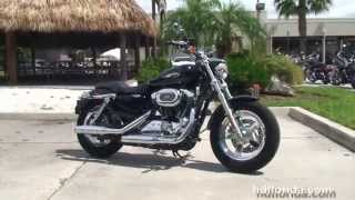 6. New 2014 Harley Davidson XL1200C Sportster 1200 Custom Motorcycles for sale**