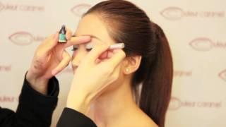 星級化妝師Will Or示範法國Couleur Caramel春夏有機彩妝系列