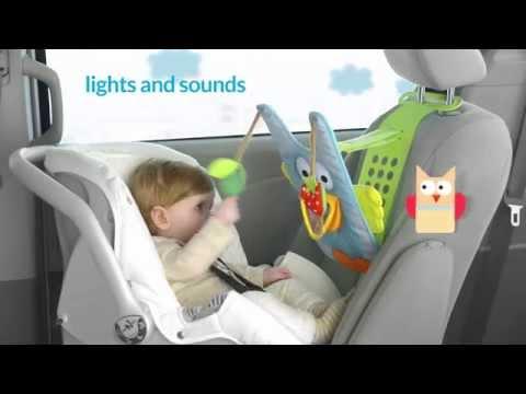 סירטון טף טויס צעצועים לרכב