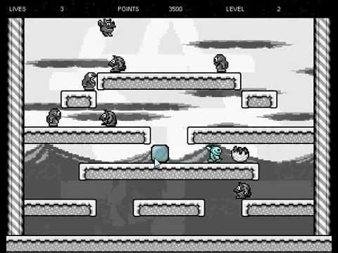 snow bros para game boy