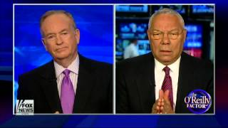 Colin Powell To Bill O'Reilly: 'Why Do You Only See Me As An African-American?'