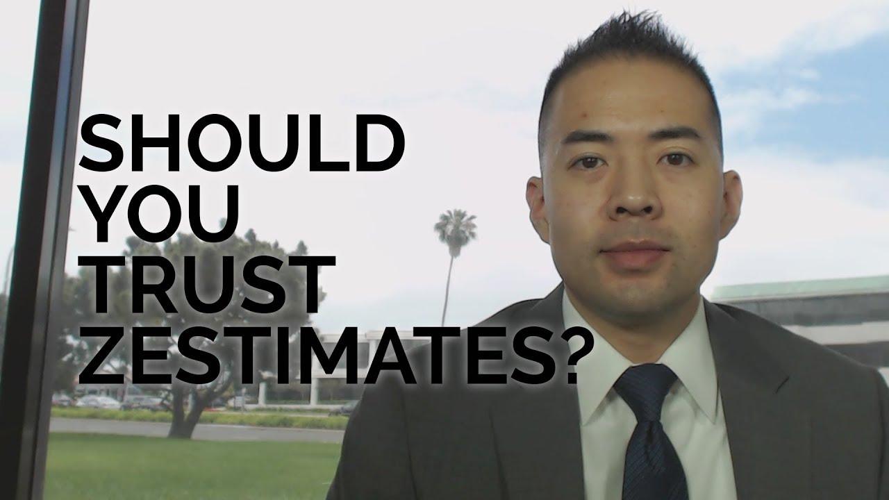 Should You Trust Zestimates?