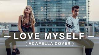 Video Hailee Steinfeld - Love Myself (Acapella Cover) w/ Louisa Wendorff MP3, 3GP, MP4, WEBM, AVI, FLV Juli 2018
