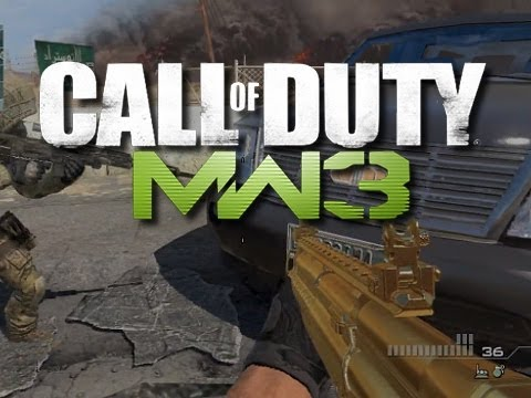 MW3 - Face Off Trolling Gone Wrong!