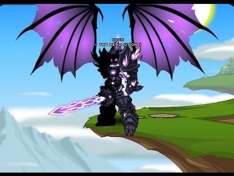 AQW Chaos Prime Set   Become Drakath, The Champion of Chaos!