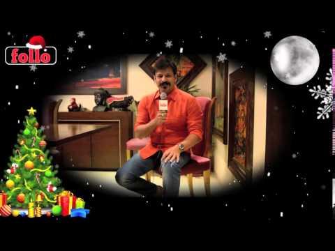 Vivek Oberoi Wishes Cristmas & New Year On follo