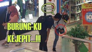 Video TOLONG, Tititku kejepit Resleting!! | Prank Indonesia MP3, 3GP, MP4, WEBM, AVI, FLV Juni 2017
