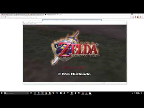 Best Nintendo 64 Emulator and USB Controller for PC, Project 64