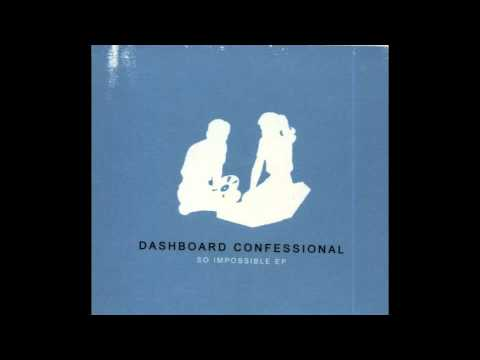 Tekst piosenki Dashboard Confessional - So Impossible po polsku