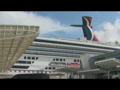 Police: 8-year-old girl fell to her death on cruise ship