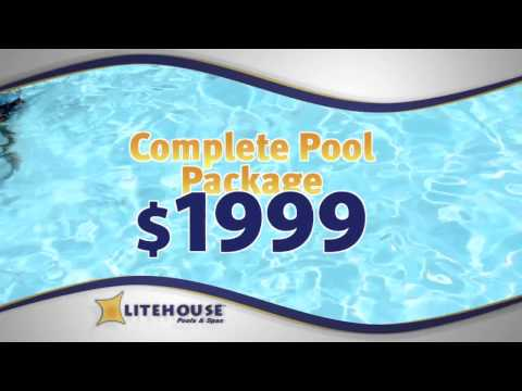 Litehouse May Sale 2014- Pools & Hot Tubs