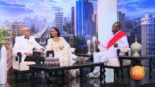 EBS Special New Year Show with Asfaw & Fryat: Interview With Netsanet Workneh