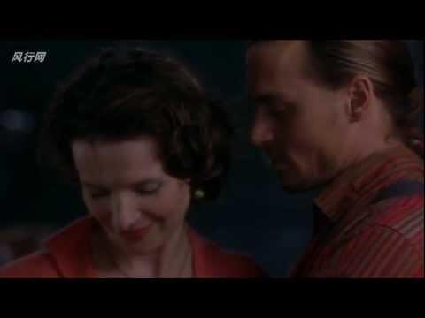 Chocolat - Juliette & Johnny dance