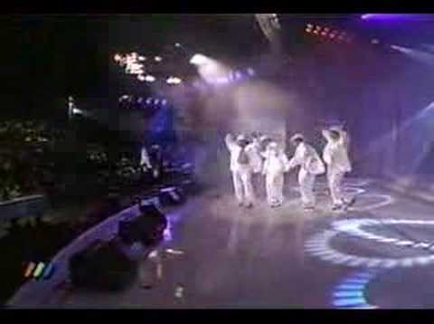 Backstreet Boys - Viña 98 parte 5 - All i have to give