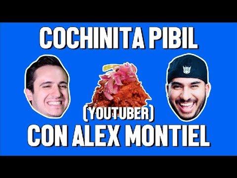 COCHINITA PIBIL Y ALEX MONTIEL - ÑAMÑAM (Episodio 25) видео