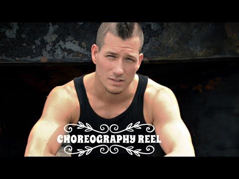 Derek Mitchell's Choreography Reel