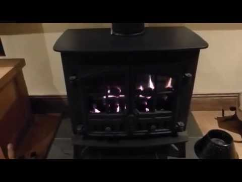 4.8KW Herald 6 Gas Stove Coal Effect with 3m Balanced Flue