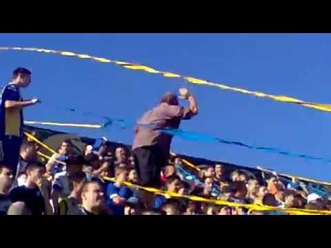 25 atlanta vs defe 2014 y ya lo ve y ya lo ve el que no salta se va a la c !!! - La Banda de Villa Crespo - Atlanta