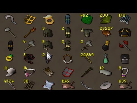 runescape - P.S the item we're looking for isn't void! You guys wanted to see the a bank update from me so here it is, you better enjoy :) Follow me on Twitch for Livest...